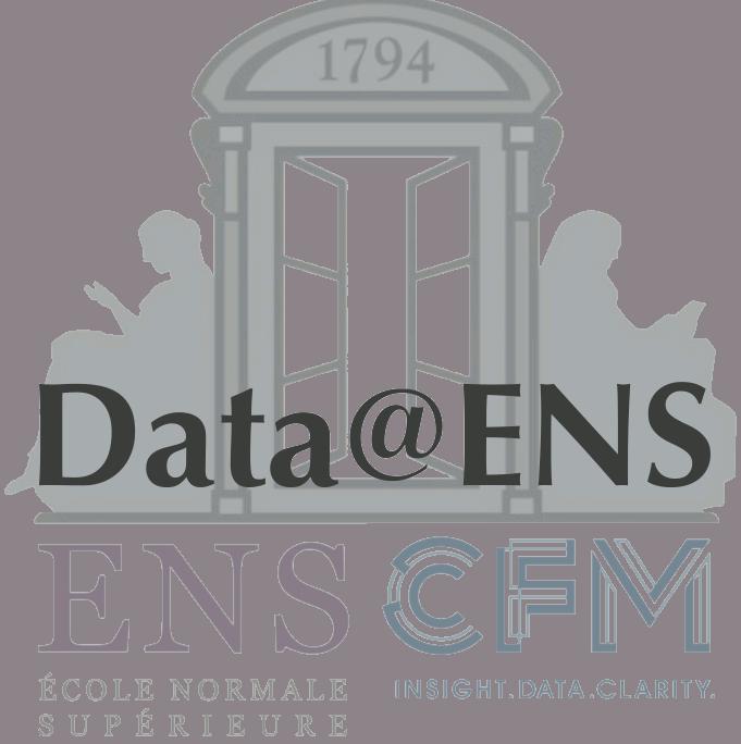 Data @ ENS